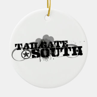 Tailgate South ornament