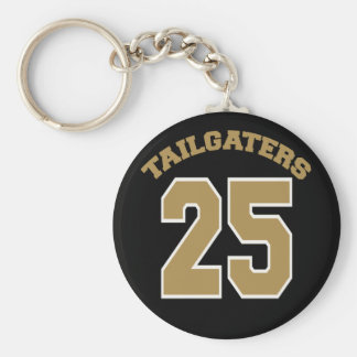 TAILGATERS 25 KEYCHAIN