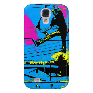 Tailgating - High Flying Scooter Stunt Galaxy S4 Cover