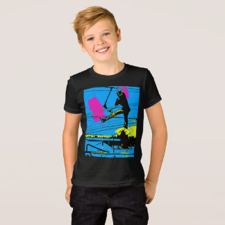 Tailgating - High Flying Scooter Stunt T-Shirt