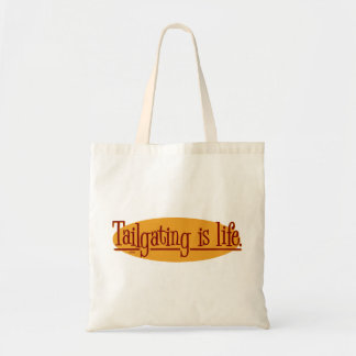 Tailgating is life. bag