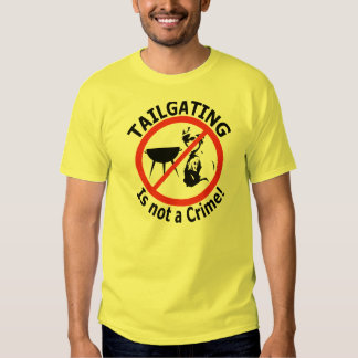 Tailgating is not a Crime! Dresses