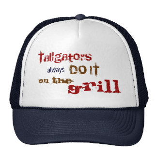 Tailgators Hat
