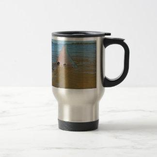 Tailing Red - Customized - Customized Travel Mug