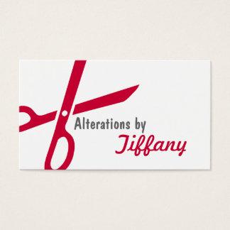 Tailor Business Cards & Templates | Zazzle
