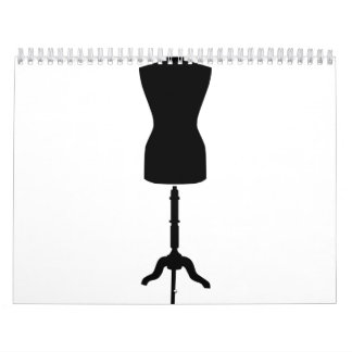 Tailor in-store mannequin calendar
