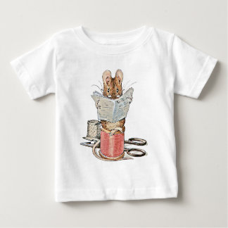 Tailor Mouse on Spool of Thread T Shirt