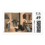 Tailor Shop 1874 Stamp