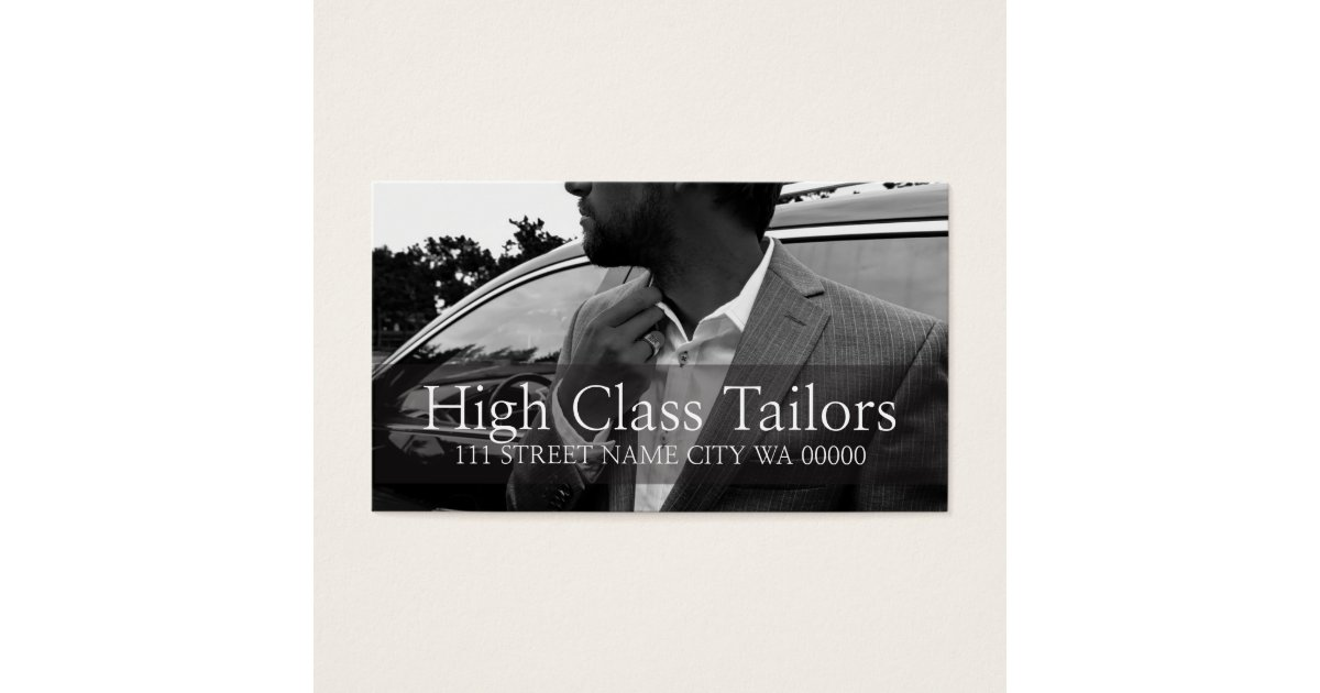 Alterations Business Cards & Templates | Zazzle