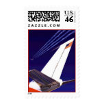 TAILS & TRAILS airplane planes Pilot Flyer Stamps