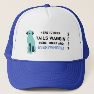 Tails Waggin' Charity hat (summer range)