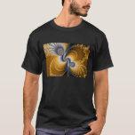 Tailspin - Fractal art T-Shirt