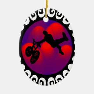 TAILWHIP BMX STYLED CERAMIC ORNAMENT