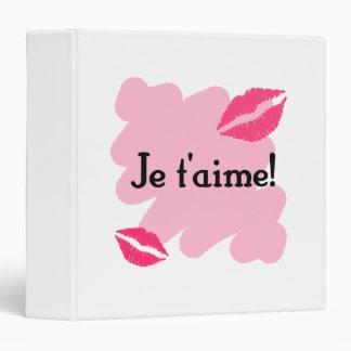 ¡T'aime de Je! - Francés te amo
