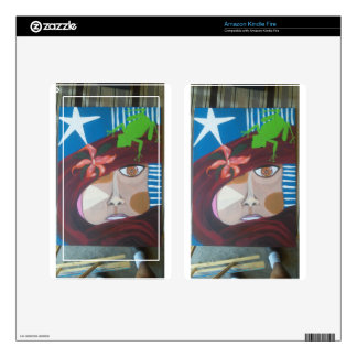taina spirit kindle fire decals