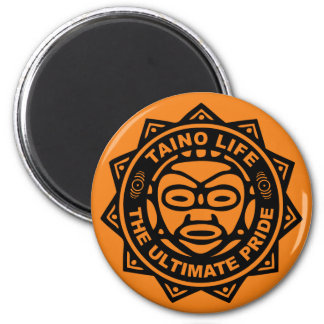 Taino Life Magnet