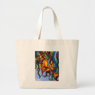 Tainted Prophecy Canvas Bags