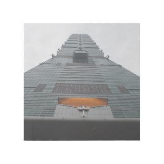 """Taipei 101 12"""" x 12"""" Gallery Wrap"""