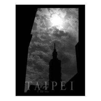 Taipei 101 Building, Taipei, Taiwan Postcard