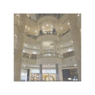 """Taipei 101 Inside View 12"""" x 12"""" Gallery Wrap"""