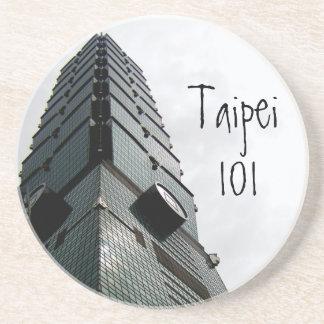 Taipei 101, Taiwan Drink Coaster