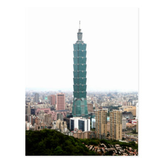 Taipei amk 101 proud of yourselves postcard
