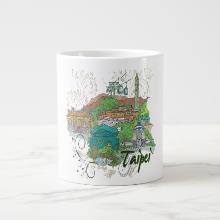 Taipei Jumbo Mug