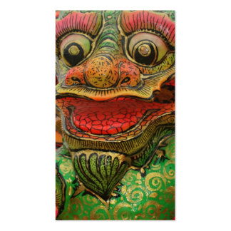 Taipei Lantern Festival 2012, Taiwan Double-Sided Standard Business Cards (Pack Of 100)