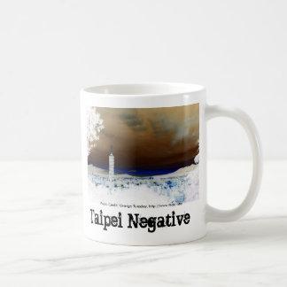 Taipei Negative - Orange Tuesday, Taipei Negati... Coffee Mug
