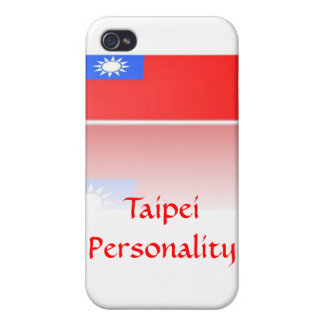 Taipei Personality Cover For iPhone 4