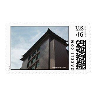 Taipei Shandao Temple Postage Stamps