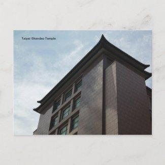 Taipei Shandao Temple Postcards