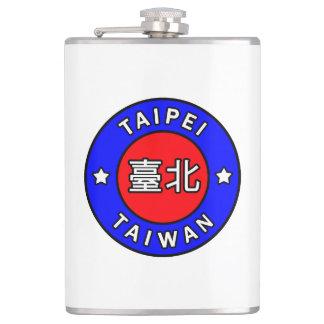 Taipei Taiwan Hip Flask