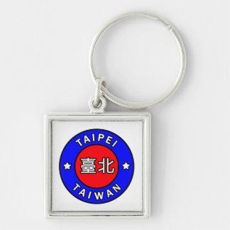 Taipei Taiwan Keychain