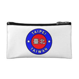 Taipei Taiwan Makeup Bag