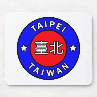 Taipei Taiwan Mouse Pad