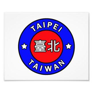 Taipei Taiwan Photo Print