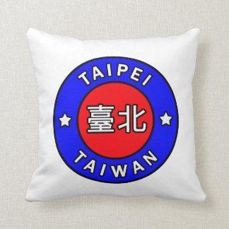 Taipei Taiwan pillow