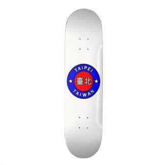 Taipei Taiwan Skateboard