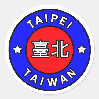 Taipei Taiwan sticker