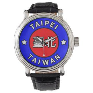 Taipei Taiwan Wrist Watch