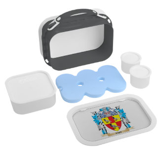 Tait Coat of Arms - Family Crest Yubo Lunch Box