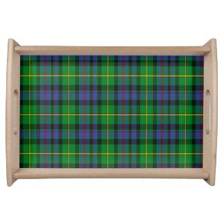 Tait Scottish Tartan Food Trays