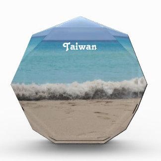Taiwan Beach Acrylic Award