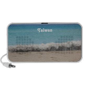 Taiwan Beach iPhone Speaker