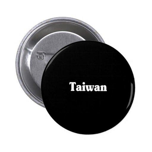 Taiwan Pinback Buttons