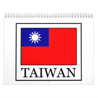Taiwan calendar