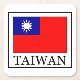 Taiwan coaster