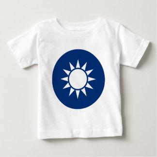 Taiwan Coat of Arms Baby T-Shirt