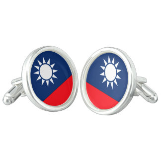 Taiwan Cufflinks